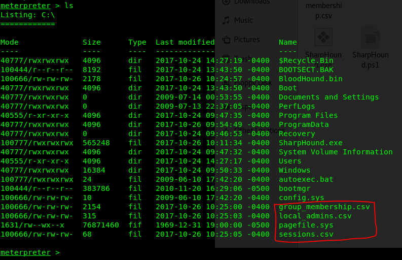 Using Bloodhound to Map the Domain – root@Hausec