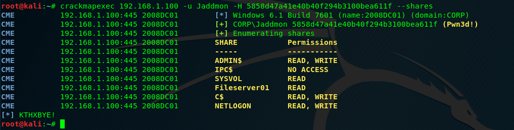 Domain Penetration Testing: Using BloodHound, Crackmapexec, & Mimikatz to get Domain Admin