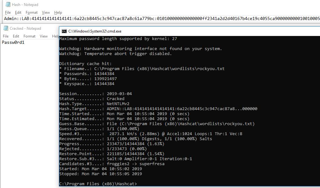 Penetration Testing Active Directory, Part I – root@Hausec